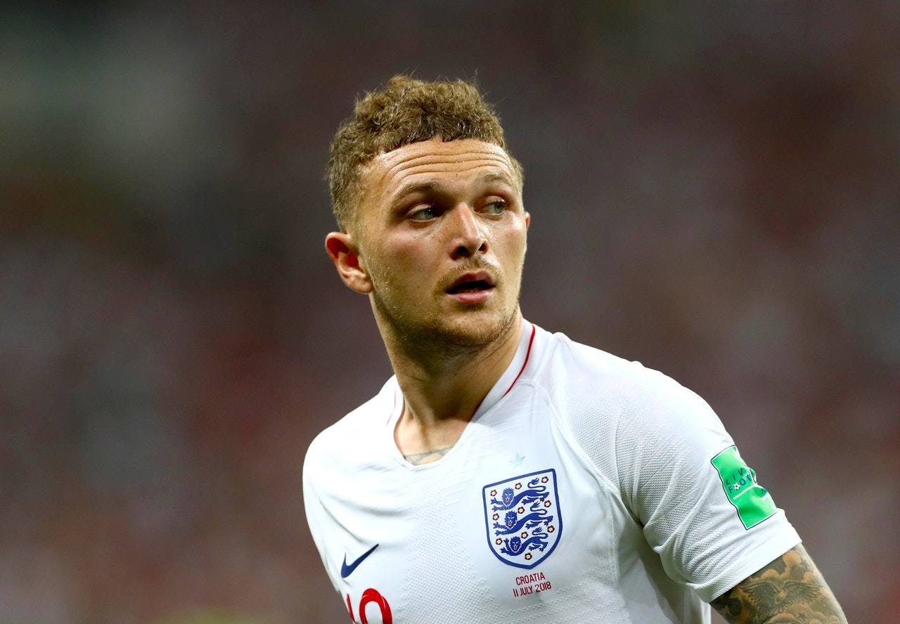 Trippier Vows To Finish On A High