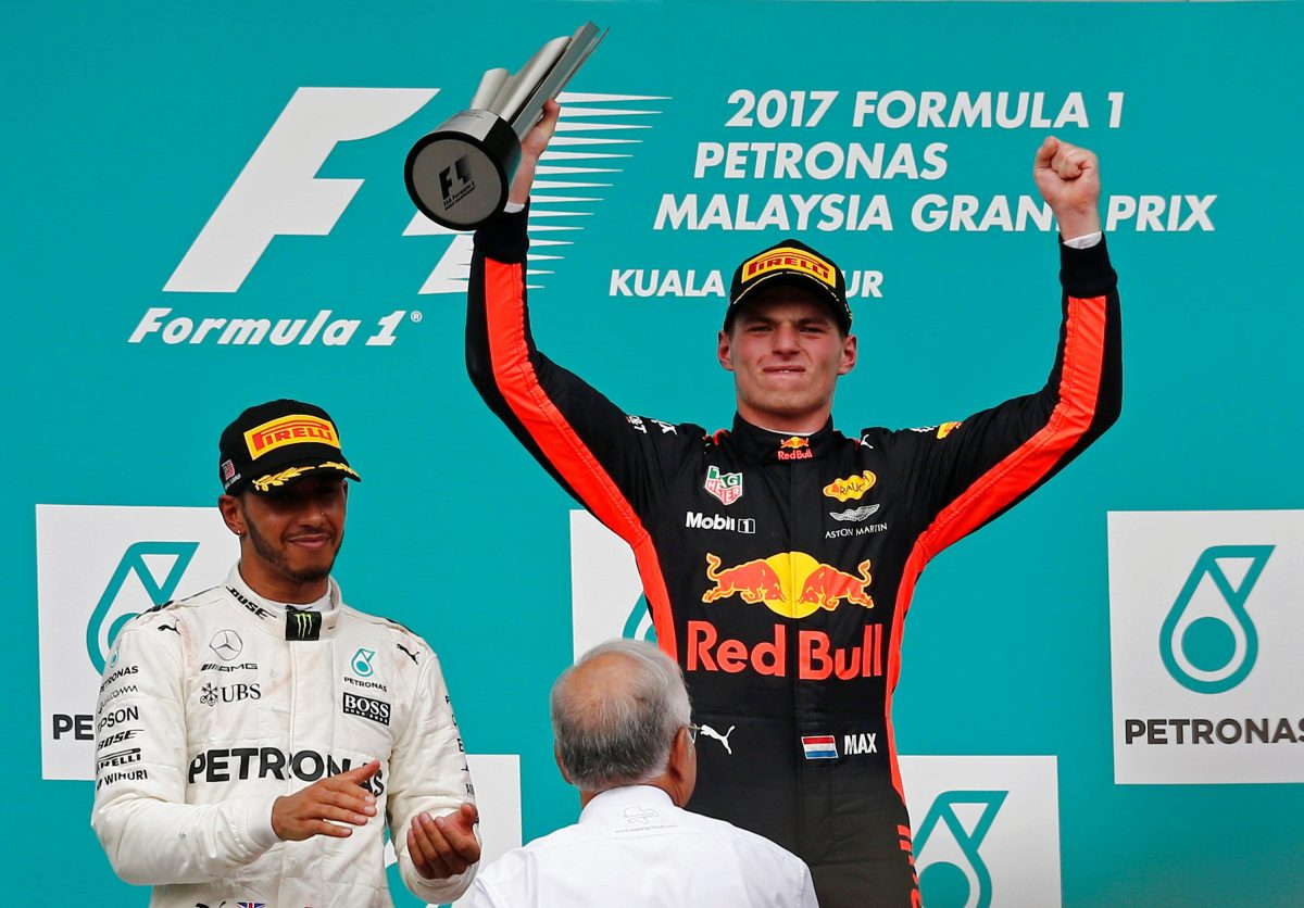 Verstappen Eyes Melbourne 'Surprise'
