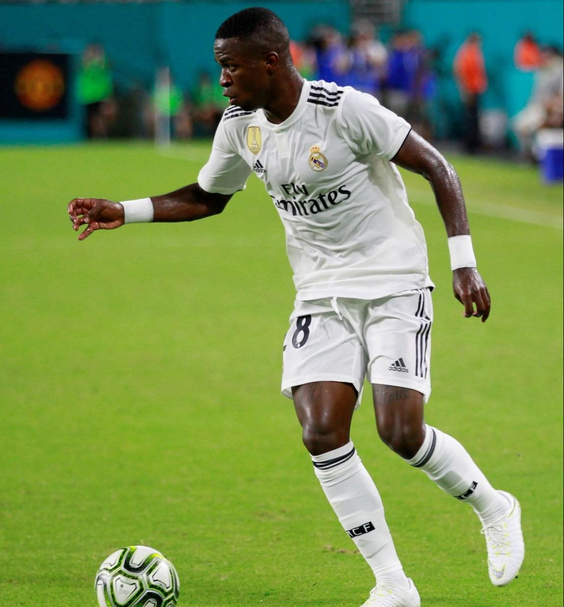 Vinicius Talked Out Of Barca By Real Duo