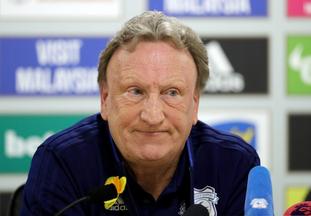 Warnock – Cardiff Must 'Come Out Fighting'