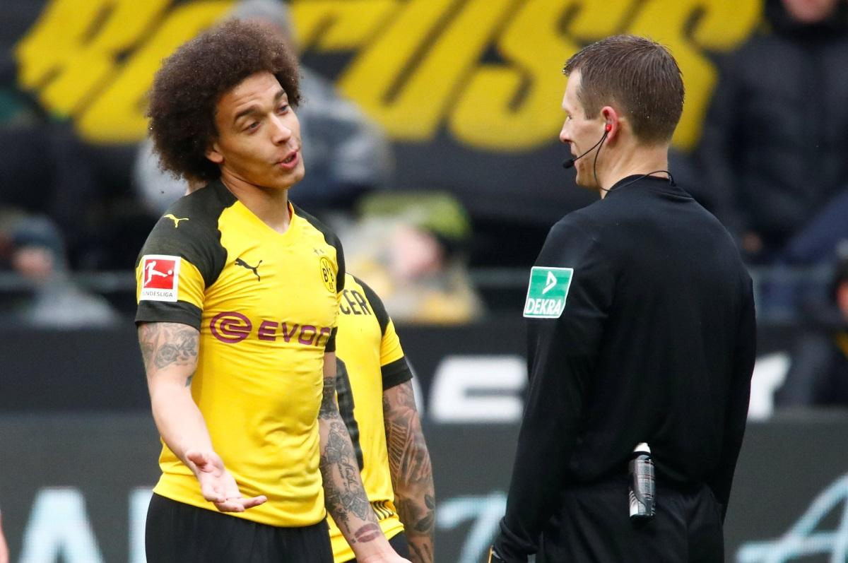 Witsel Issues Bayern Warning