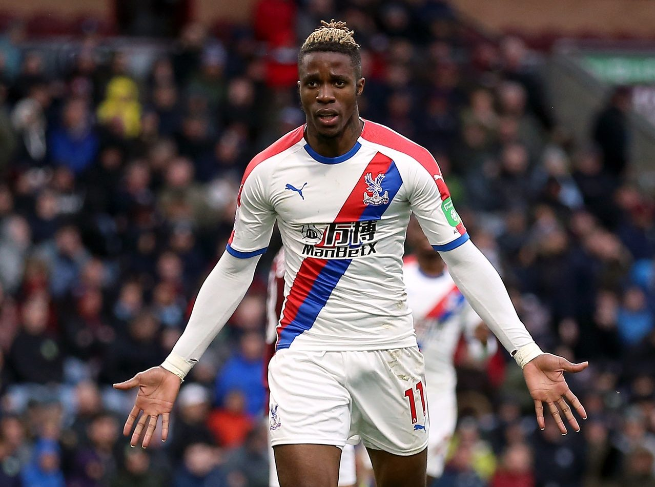 Zaha Could Link Up With Ivory Coast