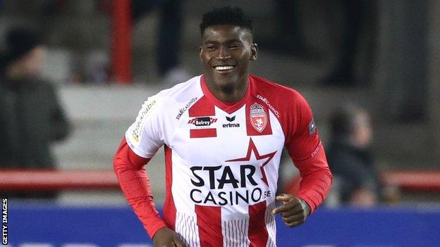 Awoniyi Admits Work Permit Could Derail Liverpool Dream