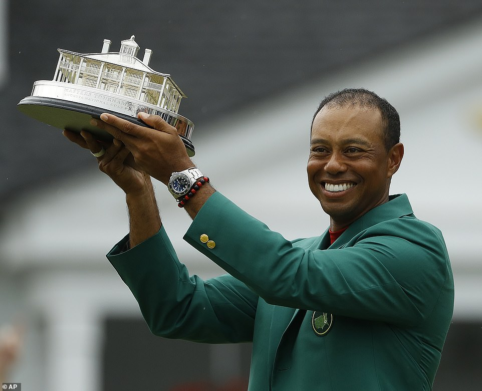 Incredible!  Tiger Woods Completes Sport's Greatest Comeback,  Lands 15th Major After 11 Years