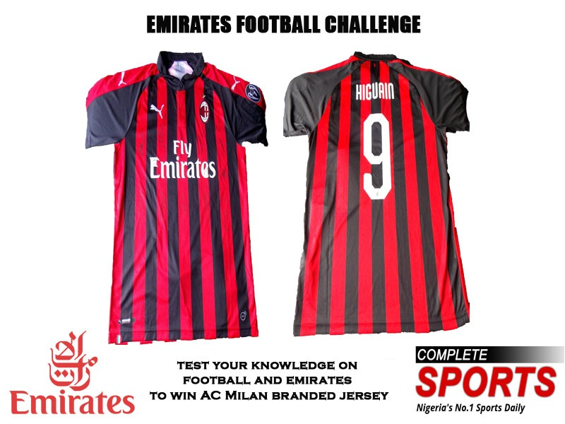 Emirates Football Challenge!! (Day 2)