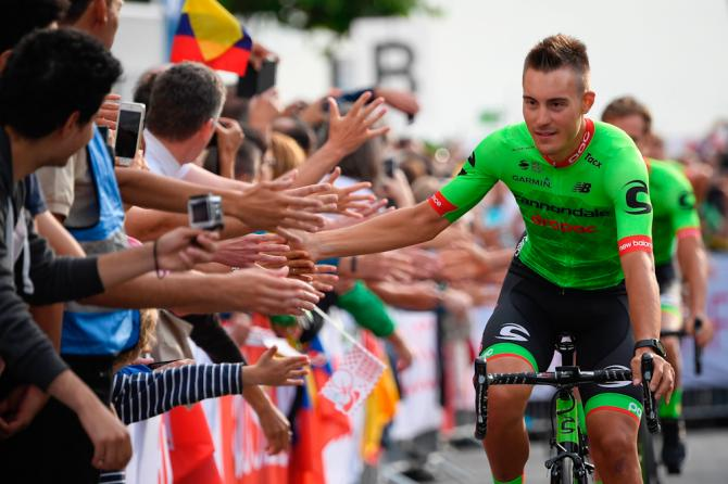 Bettiol Wins Tour Of Flanders