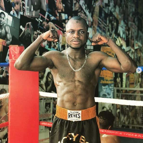 Undefeated Lasisi  Fights Nicaragua's Blandon In Dubai For WBC Int'l Title