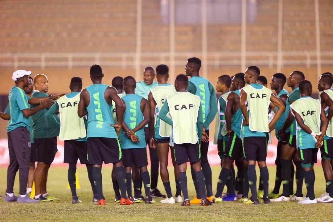 Flying Eagles Face German Side  SC Freiburg In Test Game Today