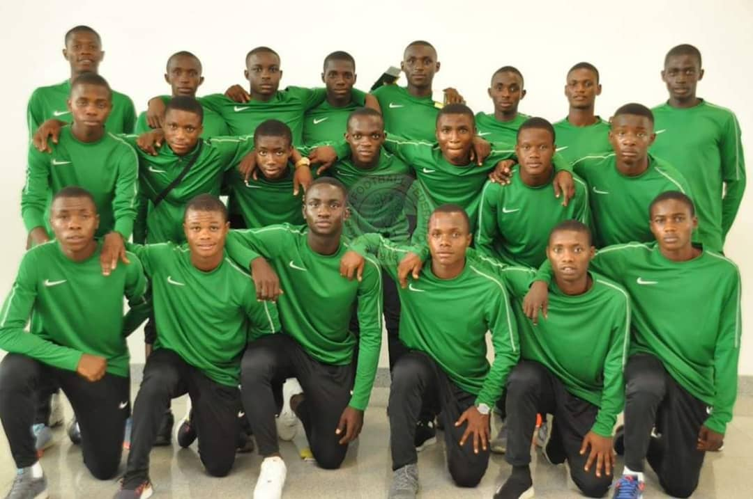 Garba Confident Of Victory Against Tanzania As Golden Eaglets Begin Quest For Third Africa U -17 Title