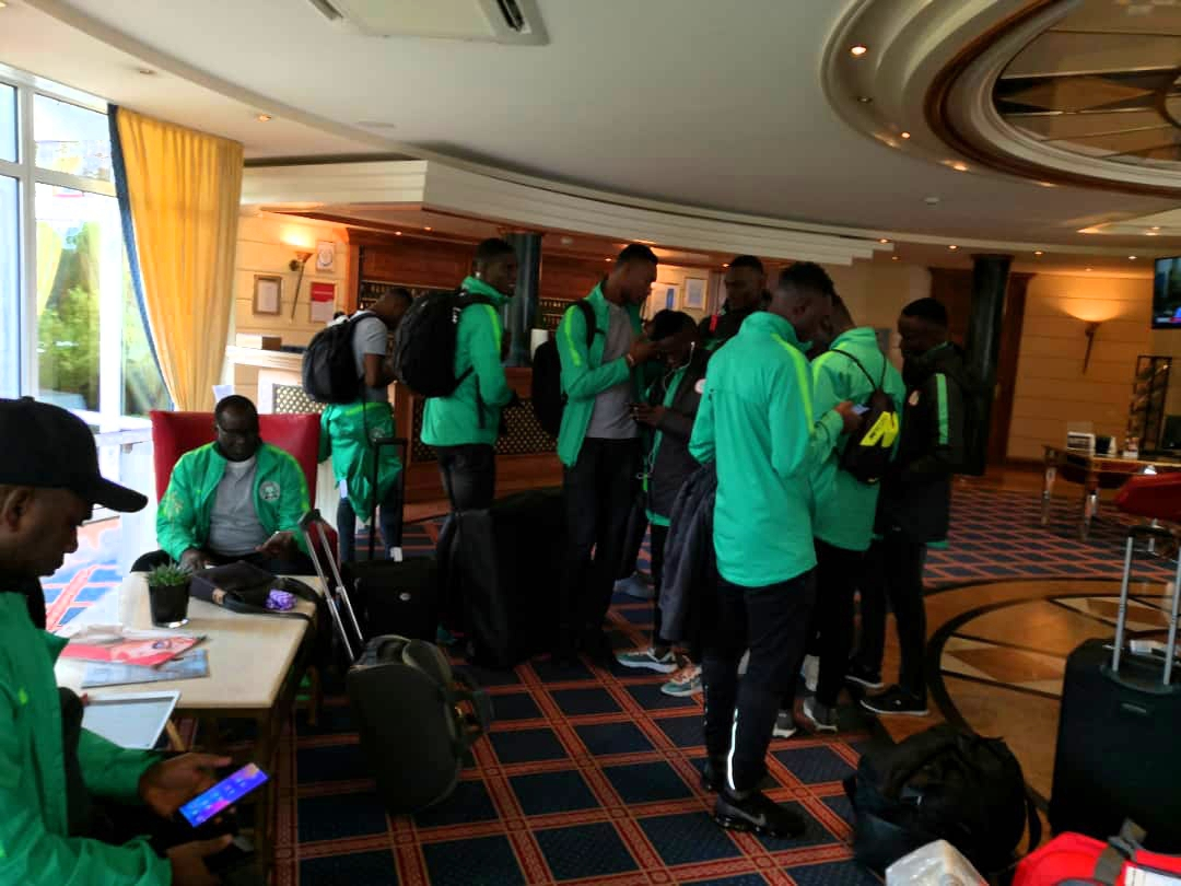 Flying Eagles Arrive In Germany For Training Camp Ahead U-20 World Cup