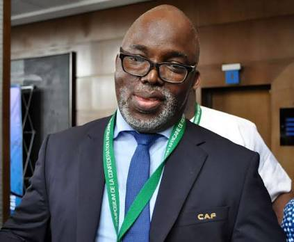 Pinnick: We Will Set Up NFF Foundation To Cater For Nigerian footballers
