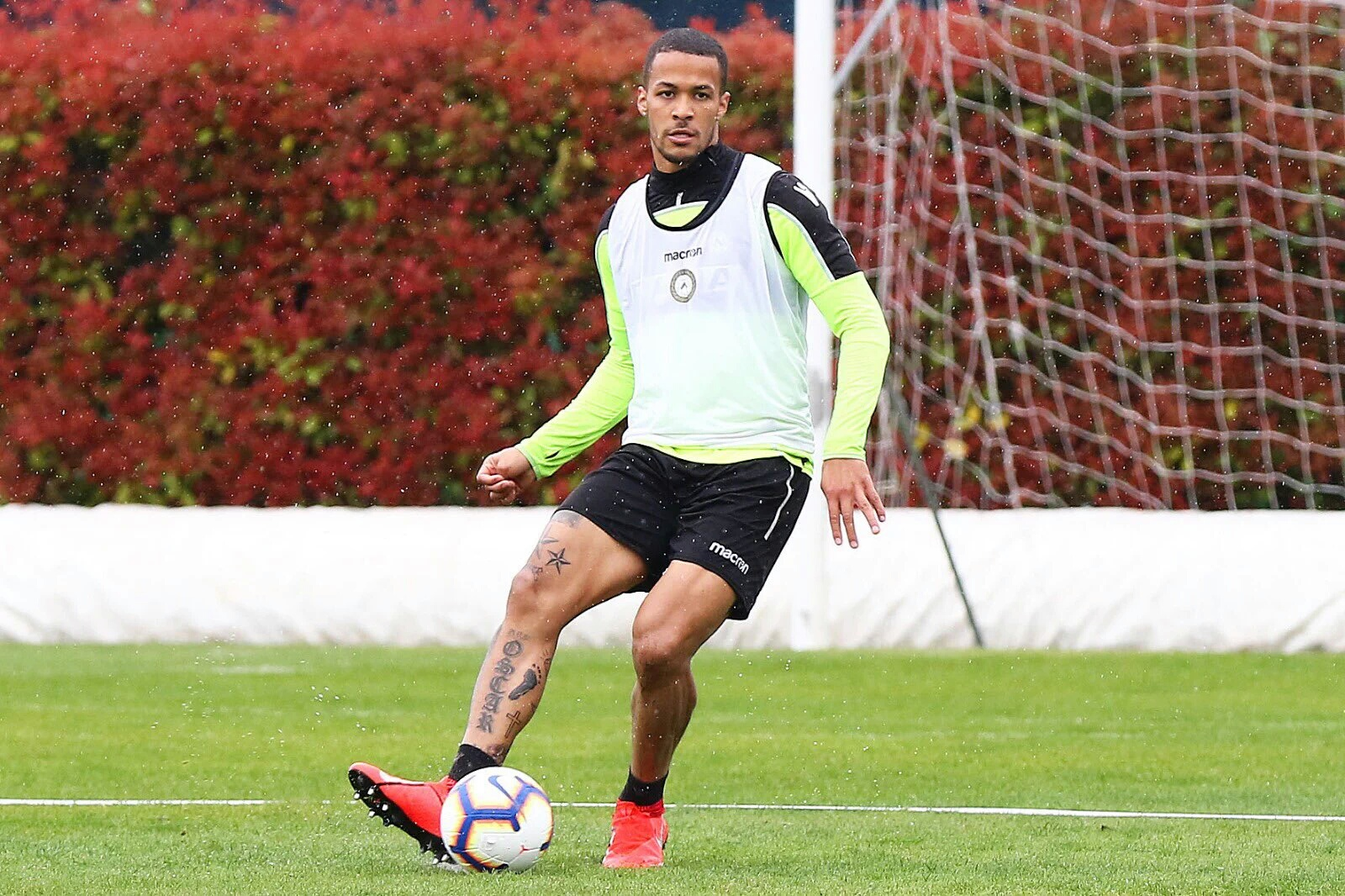 Troost-Ekong Back In Udinese Training After Two-Week Layoff Over Injury