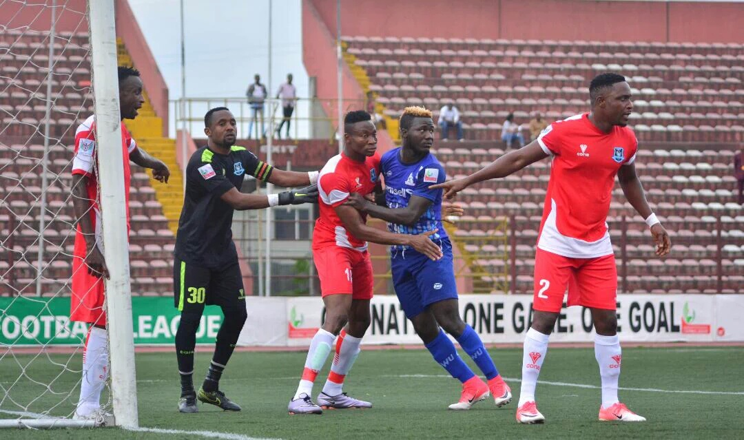 NPFL : Lobi Stars Pip Rangers,  Remo Stars Hold MFM In South West Derby