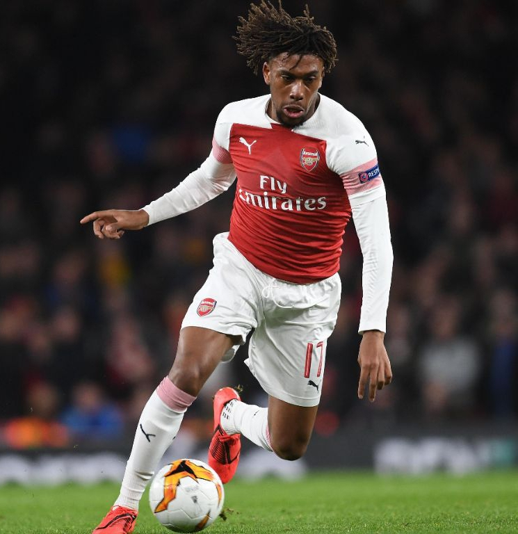 Iwobi: I'll Be Ready For Tougher Competition If Zaha Joins Arsenal