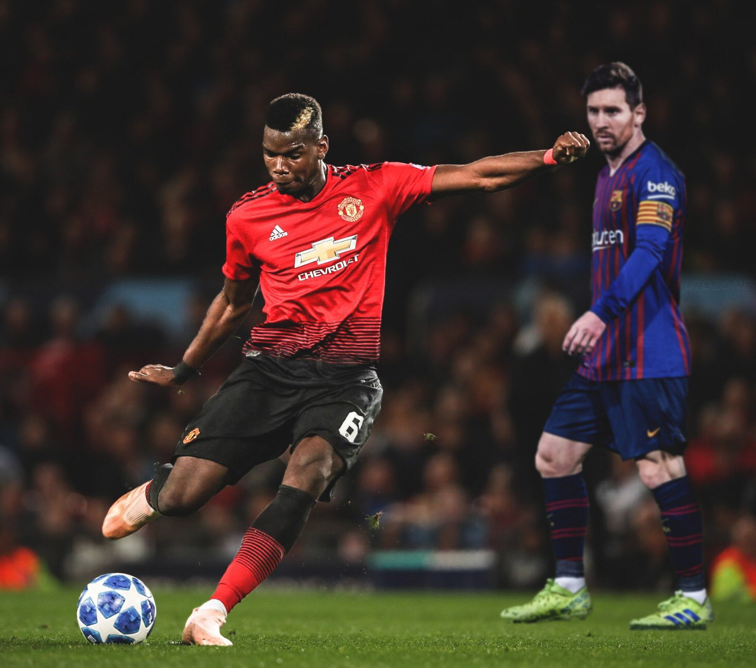 Barcelona President, Bartomeu: We Couldn't Afford Pogba In 2016