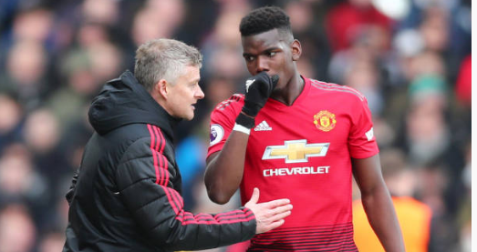 Solskjaer Woos Man United Fans To Cheer Up Pogba In New Season