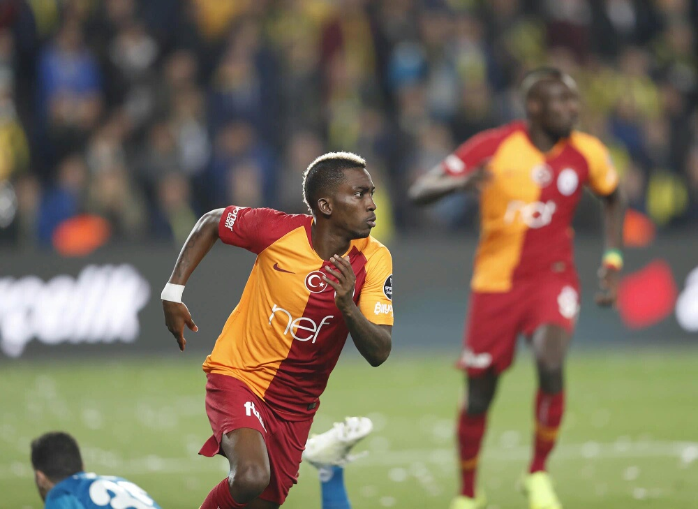 Round Up:Onyekuru Scores In Galatasaray's  Istanbul Derby Win Vs Besiktas, Chukwueze Fails To Rescue Villarreal Against Real Madrid