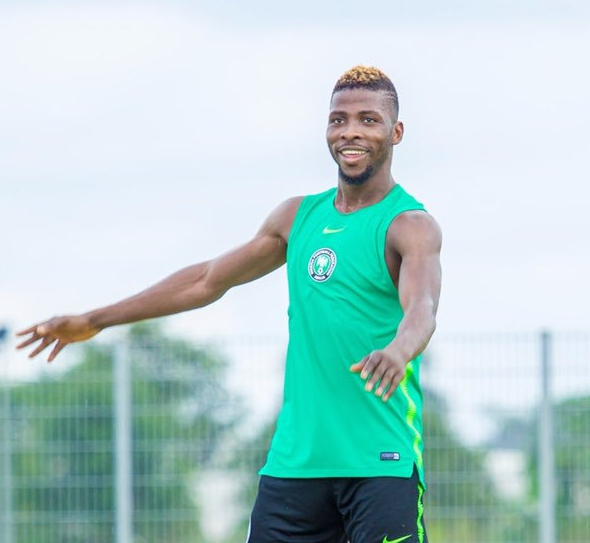 Iheanacho Sponsors 5 Authentic Supporters Club Members To AFCON 2019