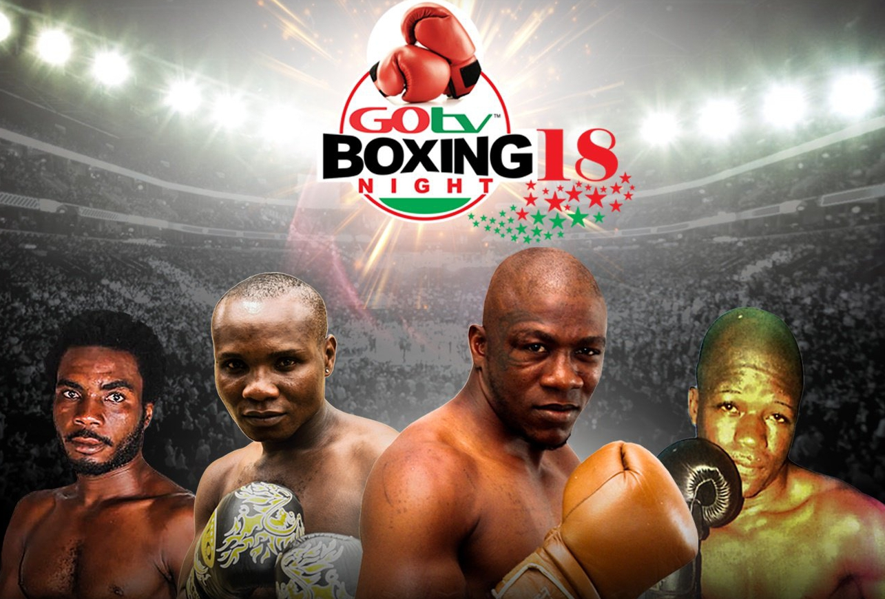 GOtv Boxing Night 18: Organisers Promise Adequate Security