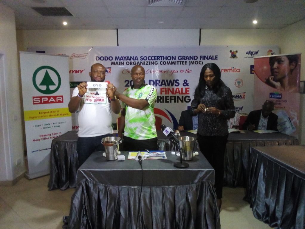 2019 Dodo Mayana Soccerthon Set For Grand Finale In Lagos