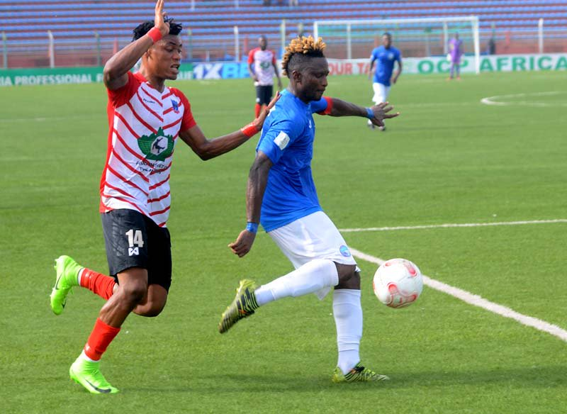 Abd'Allah: Injury Forced Enyimba To Adopt Plan B In Draw At Lobi