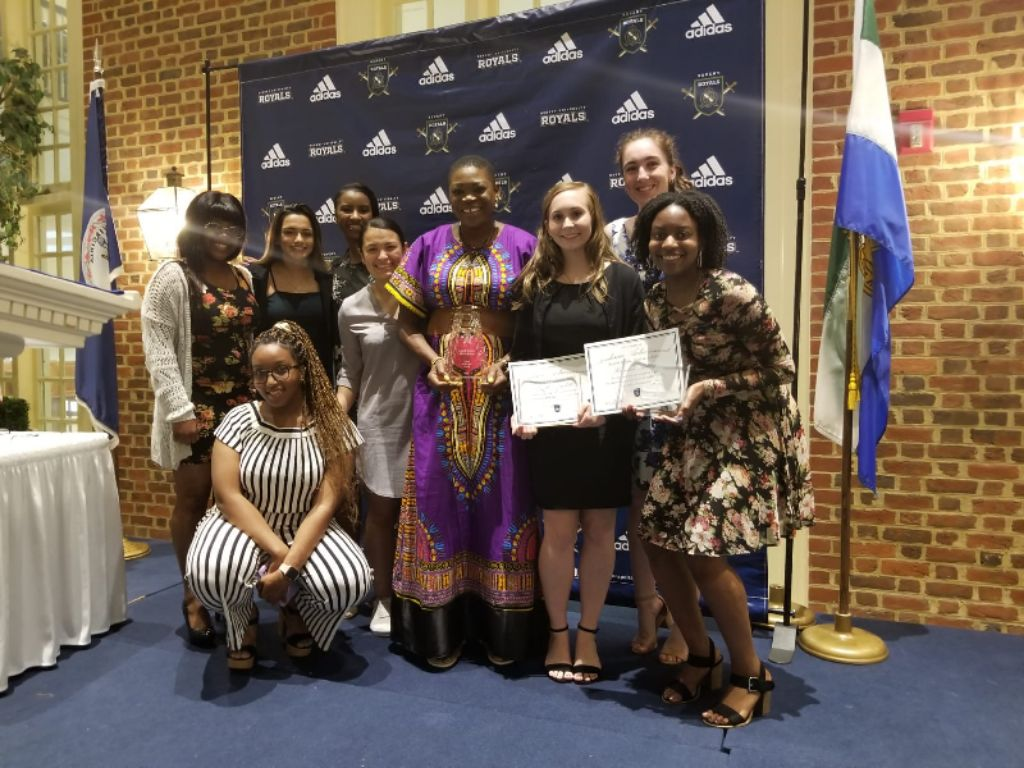 Akide-Udoh Wins Coach Of The Year Award In American University