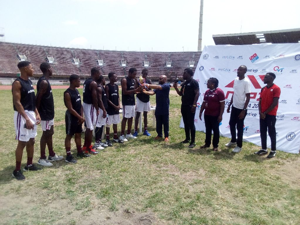 AMPZ Launches Sports App To Empower 5000 African Talents, Awards Scholarships
