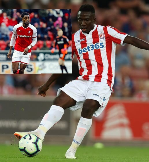 Championship: Etebo, Ajayi Clash As Stoke City Welcome Relegation-Haunted Rotherham