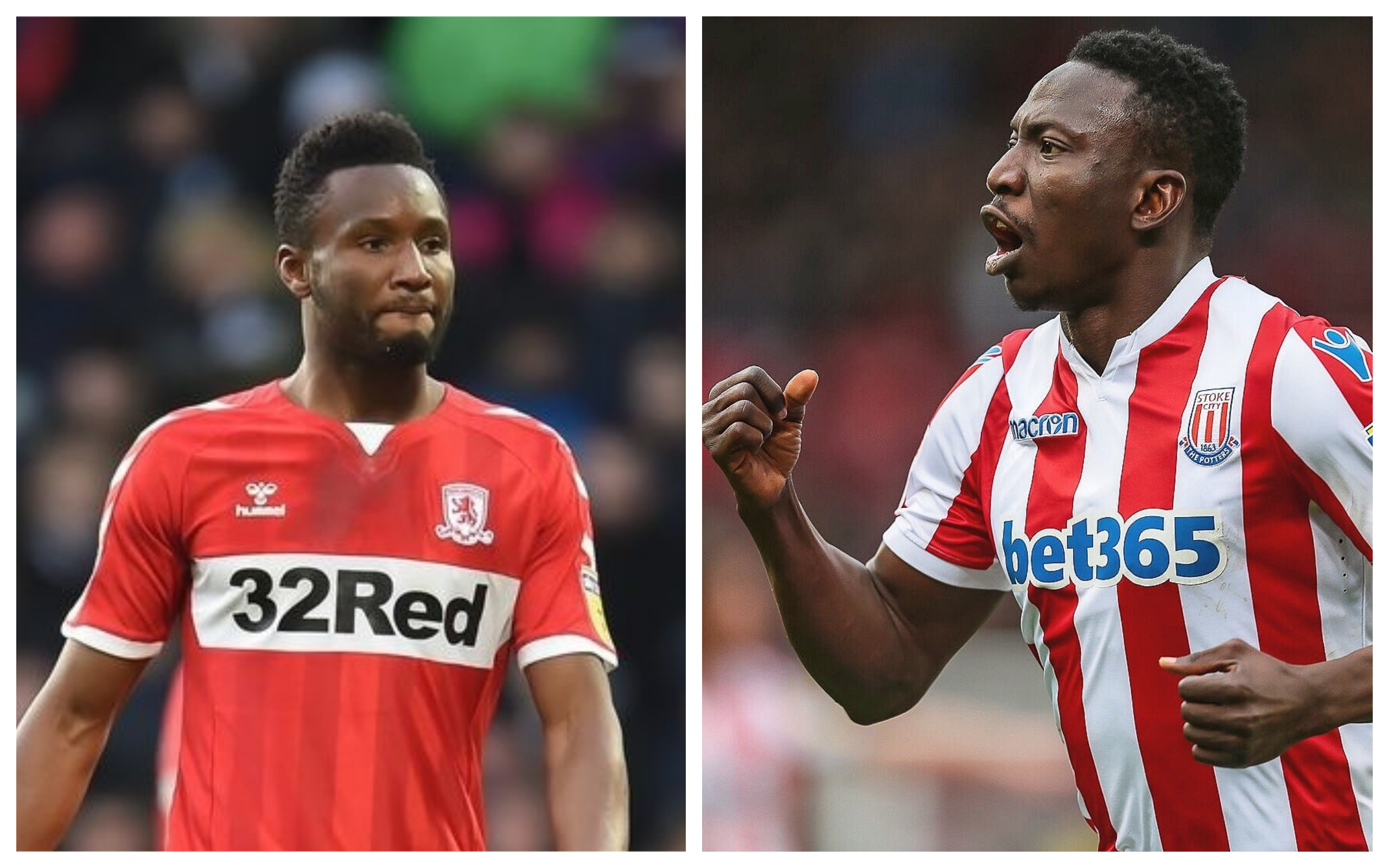 Championship: Mikel, Etebo Clash As Boro Welcome Stoke