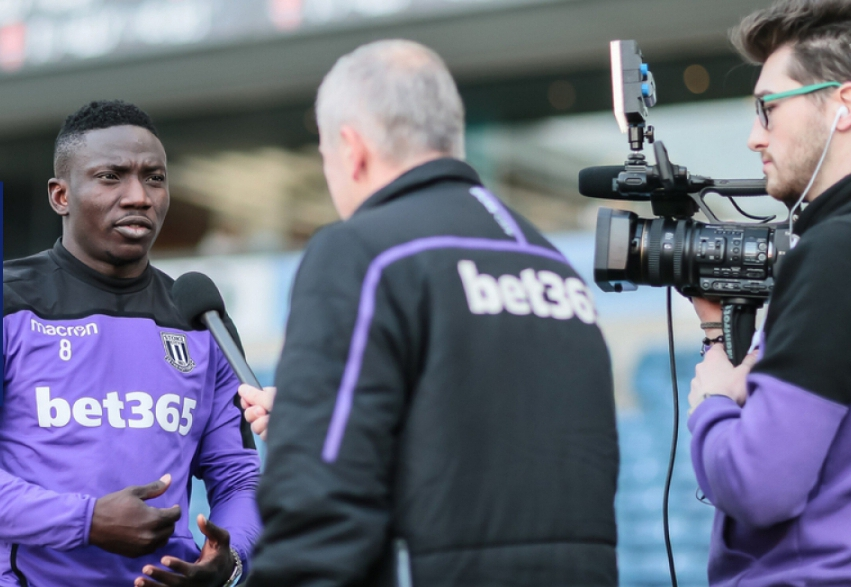 Stoke City Coach, Jones: Etebo Will Make Us Strong  Again