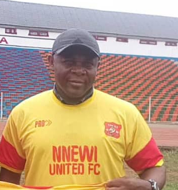 INTERVIEW – Okaro: I Want To Lead Nnewi United To NPFL With Beautiful Football In NNL