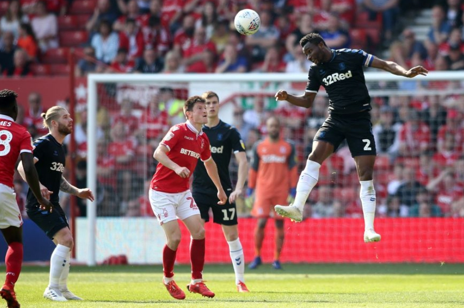 Championship: Birthday Boy, Captain Mikel Loses With Boro; Etebo's Stoke City Hold Norwich At Home