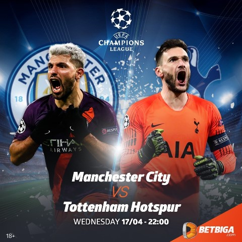 Ucl Preview Manchester City Vs Tottenham Complete Sports