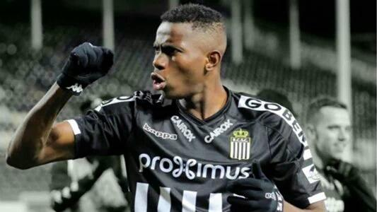 Osimhen Named Sporting Charleroi's Player Of The Season