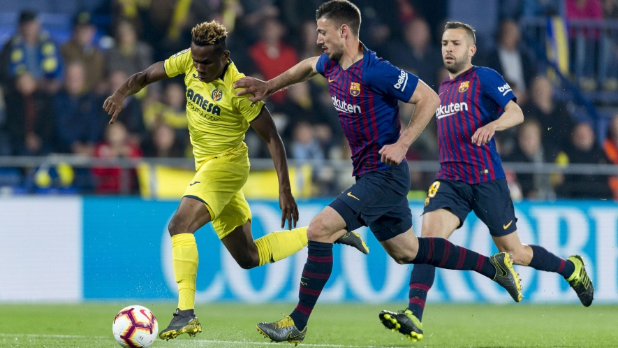 Euro Round-Up: Chukwueze On Target In Villarreal ' s  Thrilling Home Draw Vs Barcelona,  Troost-Ekong Absent As Udinese Hold Milan In San Siro