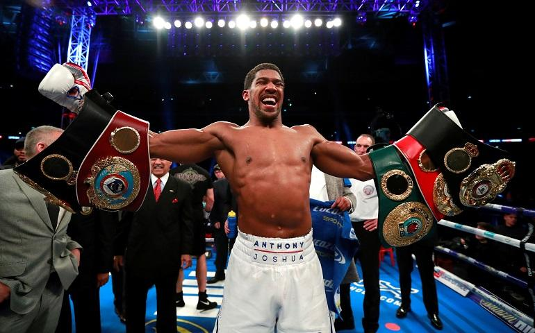 Hearn – AJ Opponent Confirmed Next Week