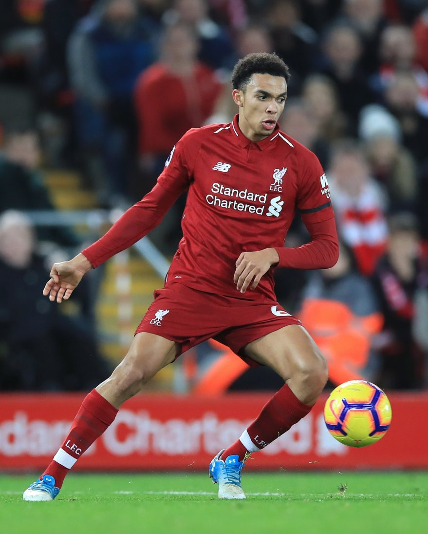 Alexander-Arnold Hoping For United Favour