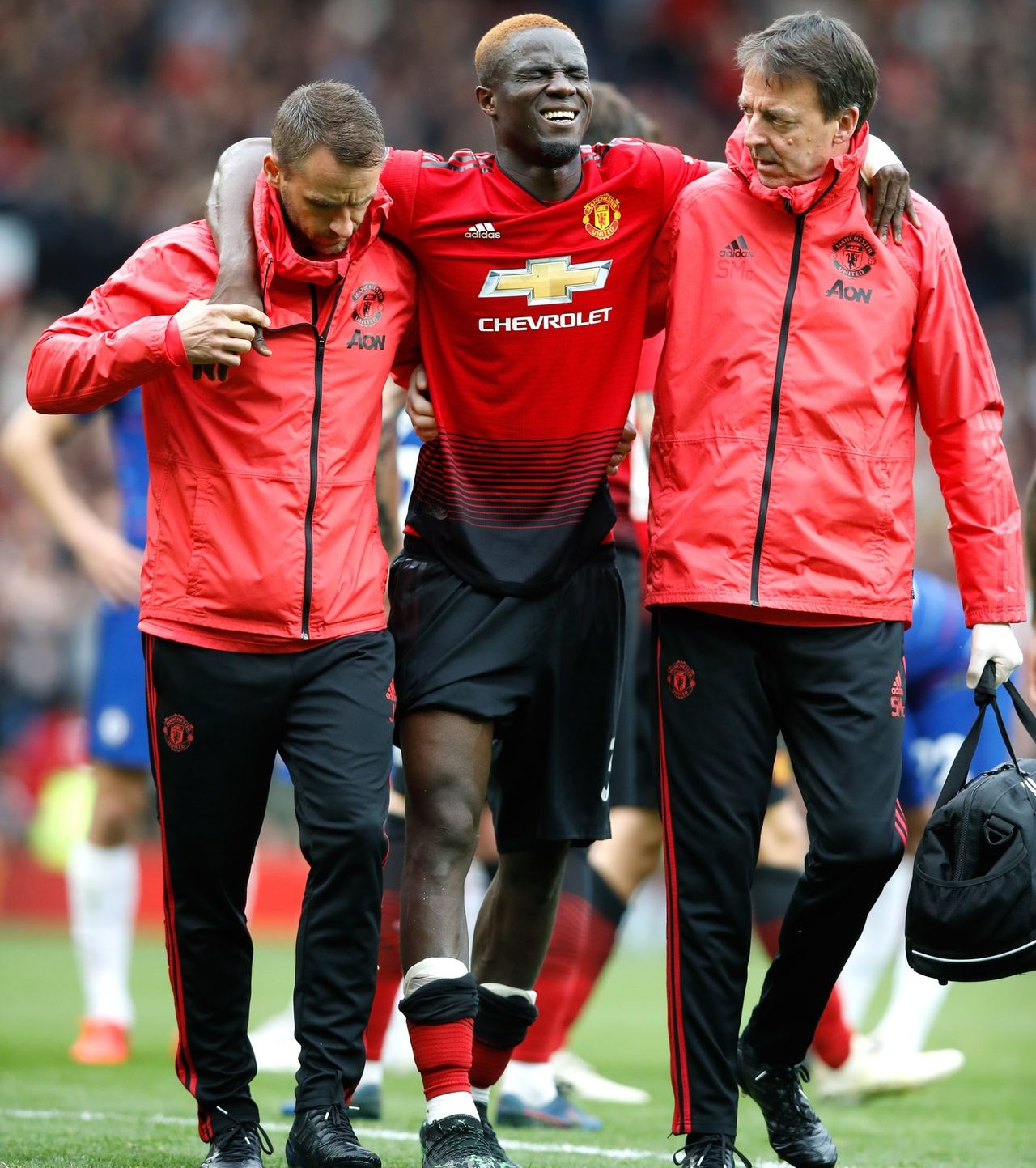 Bailly Ruled Out Of AFCON