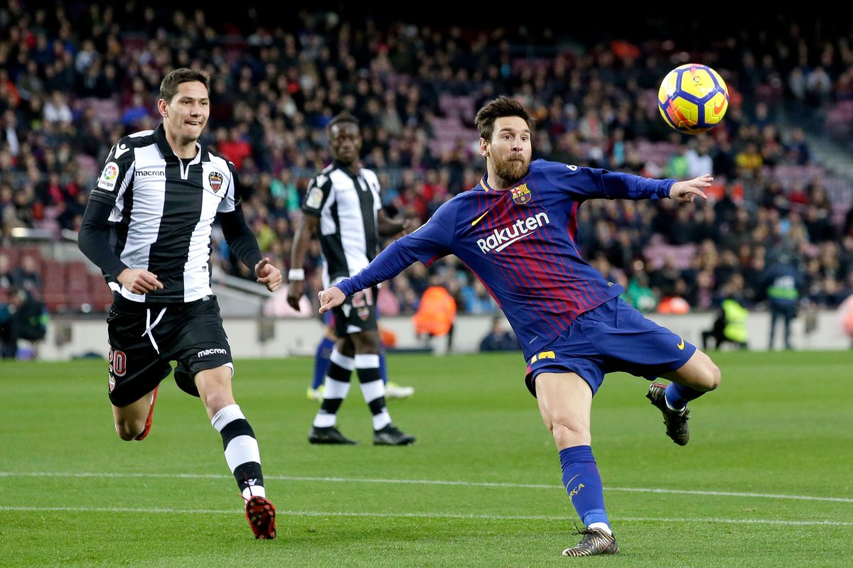 La Liga Round 35 Preview: Barcelona Look To Move Closer To Title With Win Over Levante