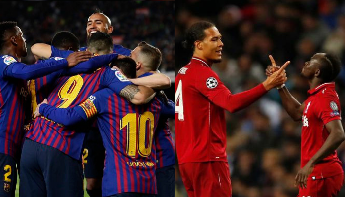 UEFA Champions League Semi-Final Preview: Barcelona Go In Search Of Historic Double