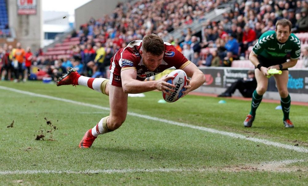 Burgess Insists Focus Is At Wigan