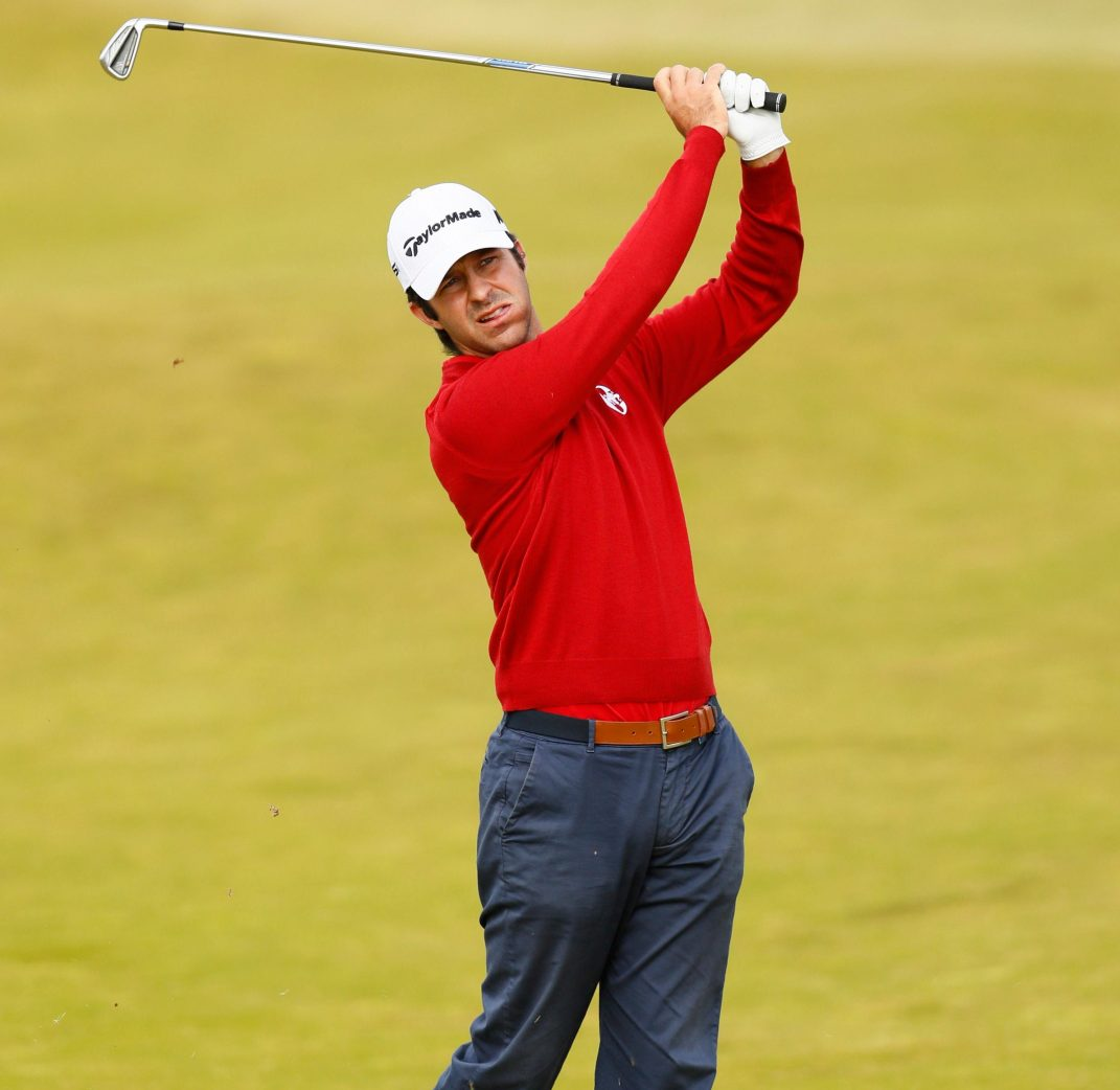 Campillo Confident Of First Tour Win