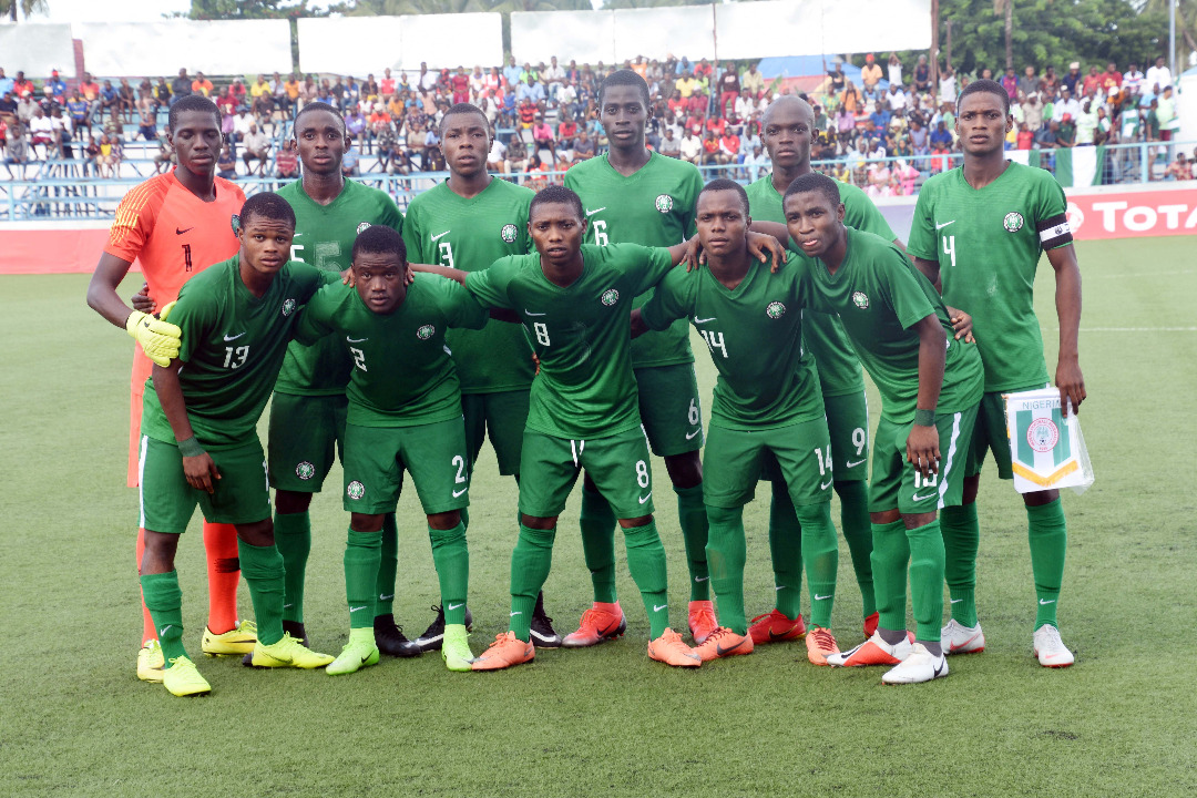 GREAT! Golden Eaglets Rating In U-17 AFCON Group A Draw Vs Uganda