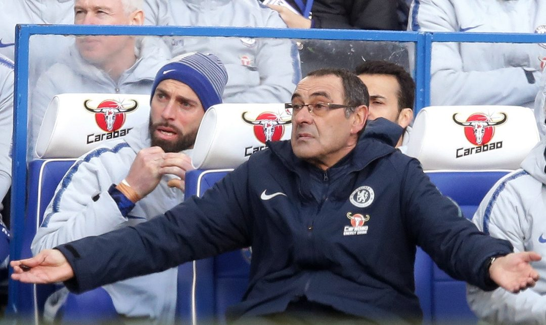 Chelsea Wait On Injured Duo
