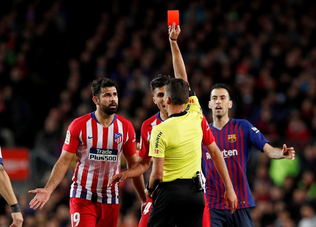 Costa Could Face Eight-Game Ban