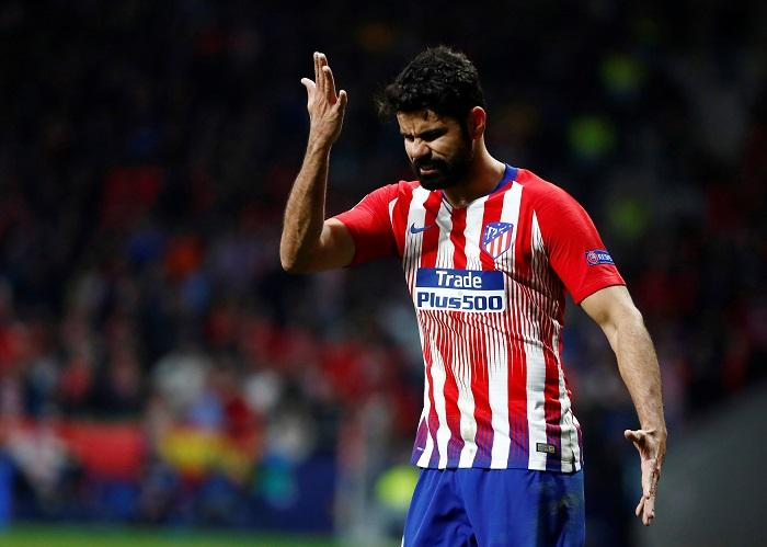 Costa Handed Eight-Game Ban