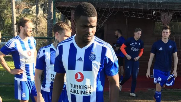 Echiejile's HJK Helsinki Debut Ends In Draw