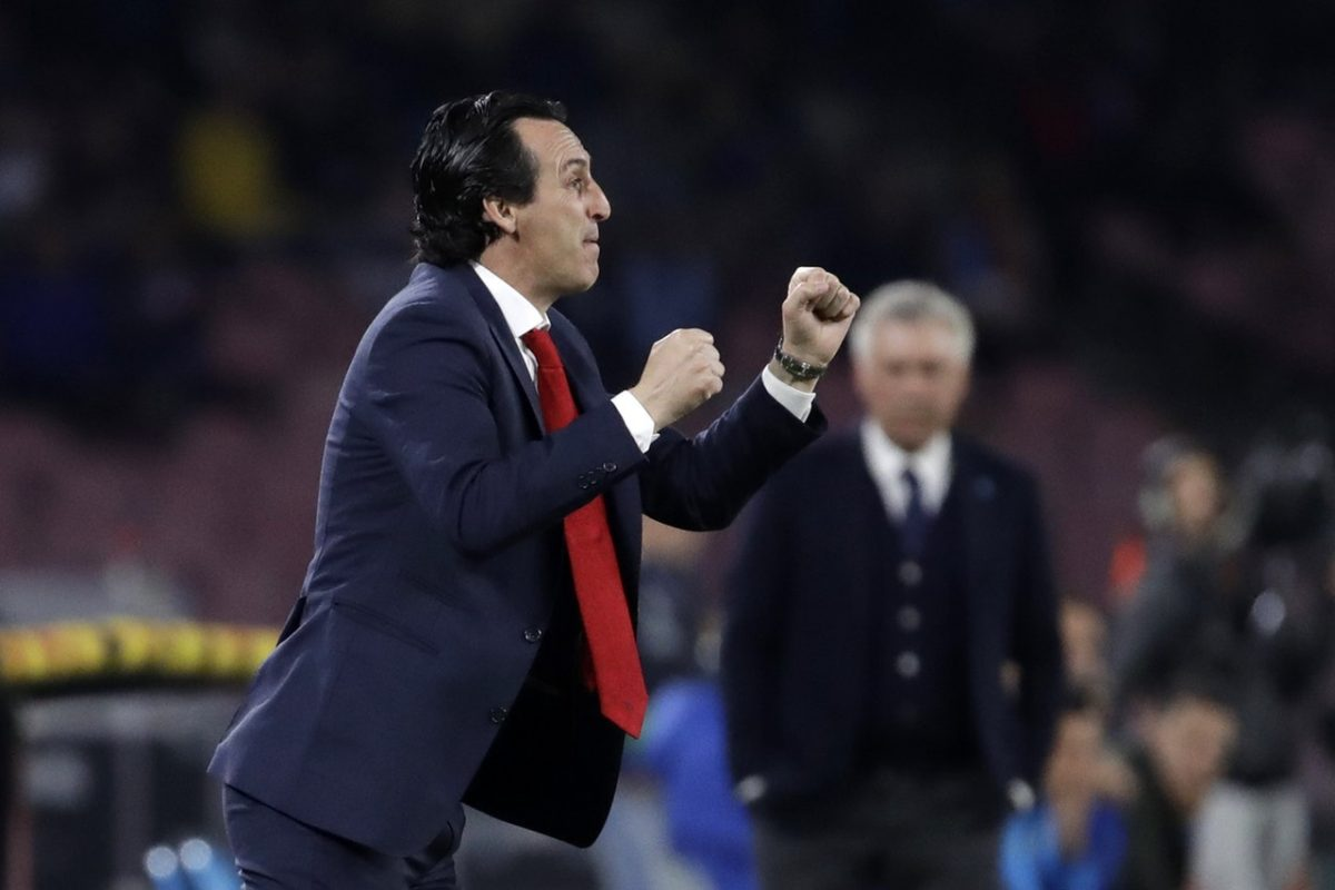 Emery Proud Of His Gunners