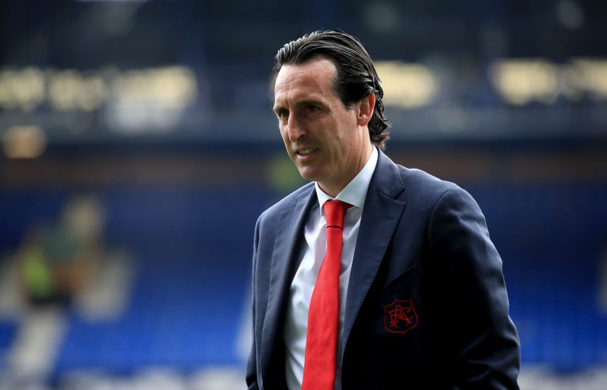 Emery Urges Arsenal To Focus On Valencia