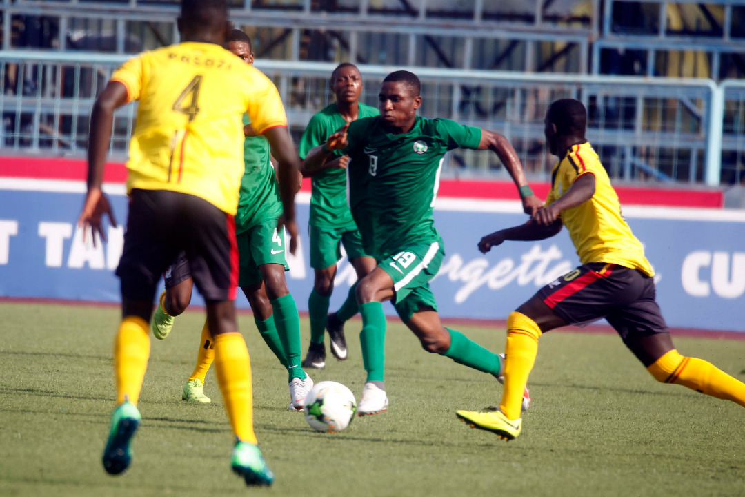 U-17 AFCON 2019:  Eaglets Hold Uganda To Win Group A; Seal Semis, World Cup Spots; Angola Also Advance